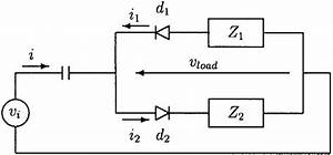 Electric Molecule Nonlinear Load Circuit Consisting Of Two Diodes In