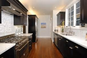 galley kitchen renovation ideas what to do to maximize your galley kitchen remodel