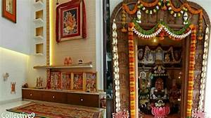 ideas for beautiful pooja room designs blogbeen With interior decoration pooja room
