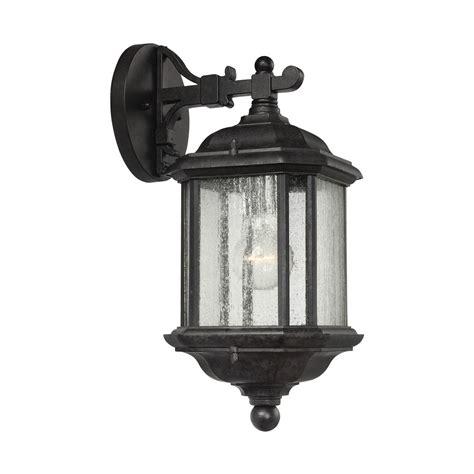 sea gull lighting kent medium 1 light oxford bronze