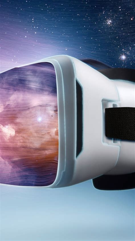 wallpaper vr concept virtual reality headset technology