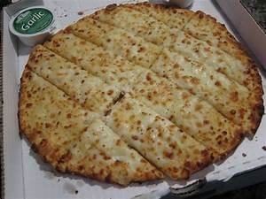 Review: Papa John's Six Cheese Cheesesticks | Brand Eating