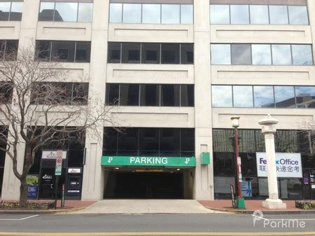 Parking Garages In Dc by Techworld Parking Garage Parking In Washington Parkme