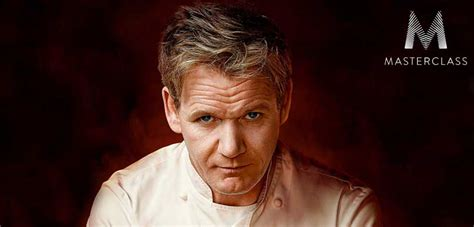 Gordon Ramsay Masterclass [watch Free] Learn Cooking From