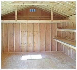 tuff shed storage sheds shelving ideas shed