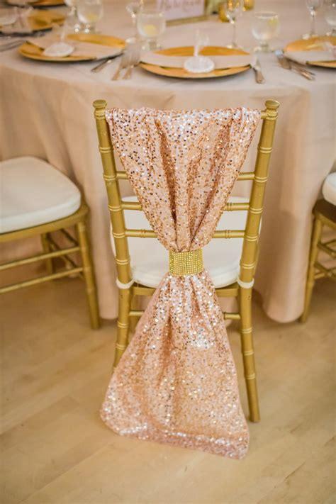 Rose Gold Wedding Reception Decor Sonal J Shah Event