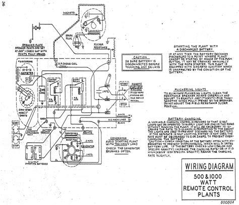 onan series nh remote start wiring diagram