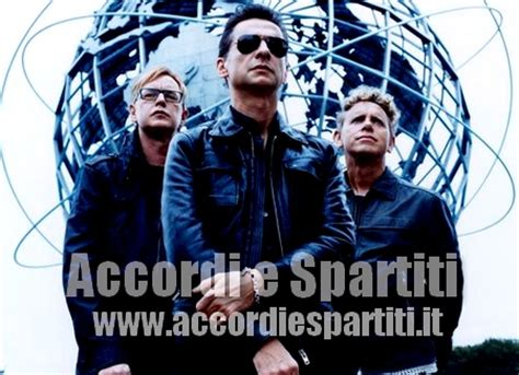 Depeche Mode Enjoy The Silence Testo - enjoy the silence depeche mode accordi e spartiti