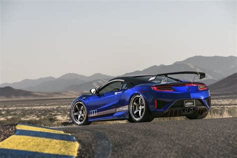 2017 acura nsx quot dream project by scienceofspeed top speed