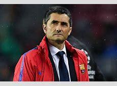Barcelona Ernesto Valverde top transfer targets revealed