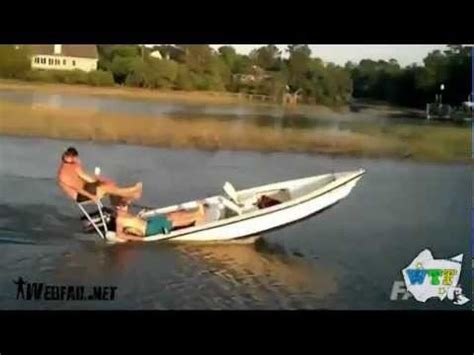 Speed Boat Fails by Epic Fail Speed Boat
