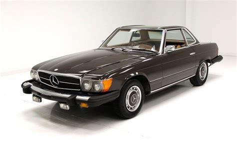Mercedes benz 450 sel 6 9 w116 laptimes specs performance data. 1975 Mercedes-Benz 450SL   Classic Auto Mall