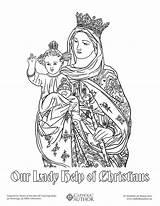 Catholicviral sketch template
