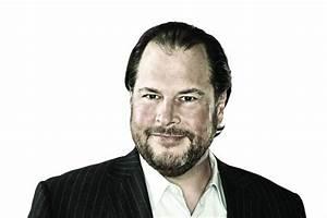 Salesforce CEO Marc Benioff Finds True Joy in Giving