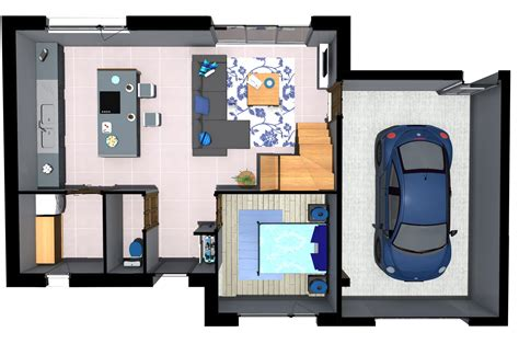 plan de maison à étage 4 chambres plan de maison 100m2 3 chambres plan maison 3 chambres