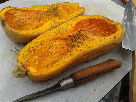 comment cuisiner une courge butternut comment cuire courge butternut