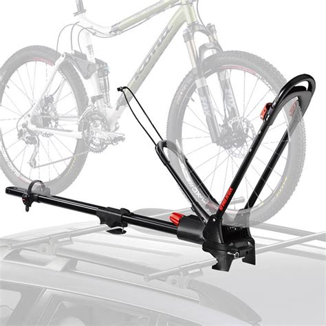 roof rack bike carrier yakima 8002103 frontloader roof mounted bike carrier rack