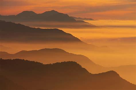 Free Photo Mountains, Sunset, Landscape  Free Image On