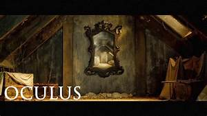 Oculus Teaser Trailer starring Karen Gillan and Kate ...