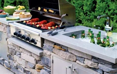 Kitchen Update Ideas - 10 smart ideas for outdoor kitchens and dining this old house