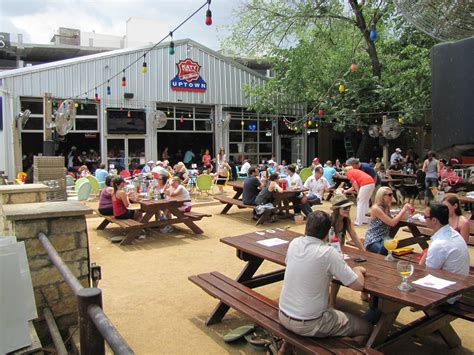 Katy Trail Ice House Has Awesome Barbecue  Cravedfw. Patio Chairs With Footrest. Outdoor Patio Umbrella Lights. Home Depot Patio Deck Kits. Stone Veneer Patio Wall. Patio Contractors Portland. Enclosed Patio Renovations. Concrete Patio With Wood Steps. Patio Brick Oven