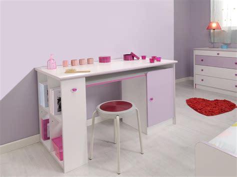 bureau pour chambre bureau blanc chambre fille paihhi com