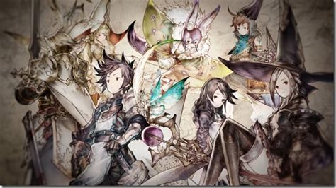 Bravely Default Fairy's Effect Shows Off Its Charming Art