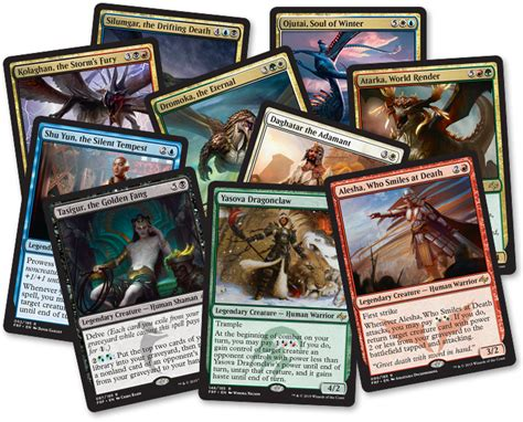 selesnya deck standard 2014 new commander decklist mtg autos post