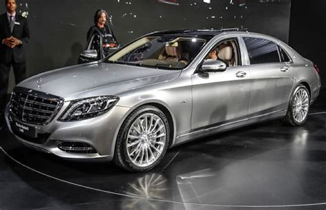 2016 Mercedes Maybach S600 Price, Review, Release Date