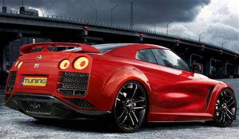red nissan gtr wallpaper gallery
