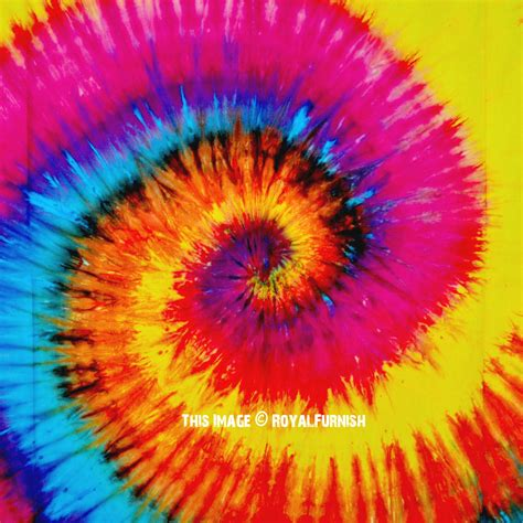vibrant color vibrant colorful spiral rainbow colors tie dye wall