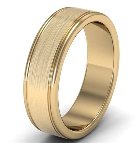 wedding rings men gold wedding rings mens wedding promise 1049