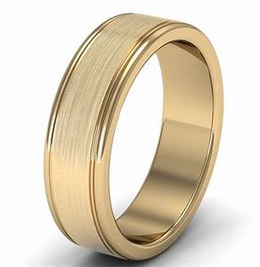 18k gold wedding rings for men ipunya for Wedding gold rings for men