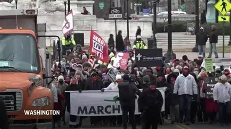 Annual pro-life march in DC goes virtual for 2021 ...
