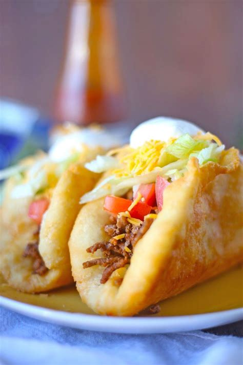 homemade mexican chalupas recipe mexican food recipes