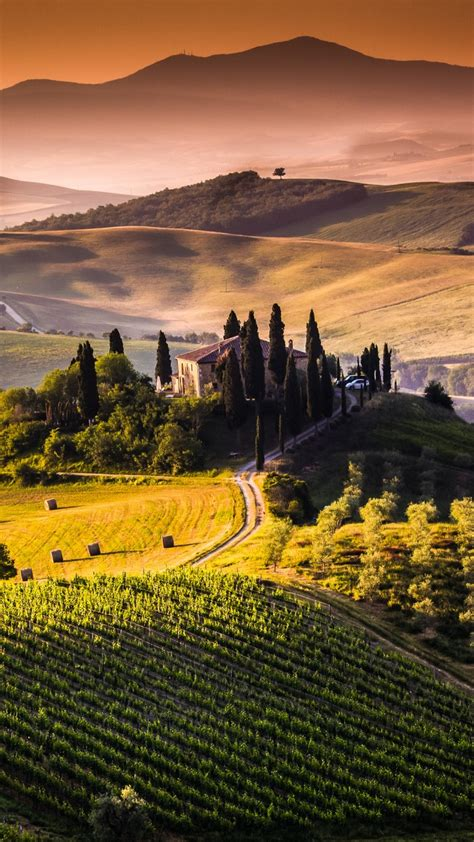 wallpaper tuscany italy hd world  wallpaper