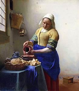 File:Johannes Vermeer - De melkmeid.jpg - Wikimedia Commons