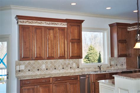Images Of Kitchen Backsplash by Where To End Kitchen Backsplash Tiles Belk Tile