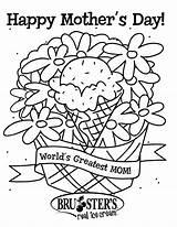 Coloring Mothers Pages Grandma Happy Printable Getcolorings Colorings sketch template