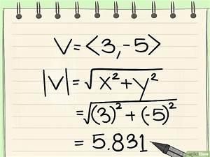Gehaltserhöhung Berechnen : den betrag eines vektors bestimmen wikihow ~ Themetempest.com Abrechnung