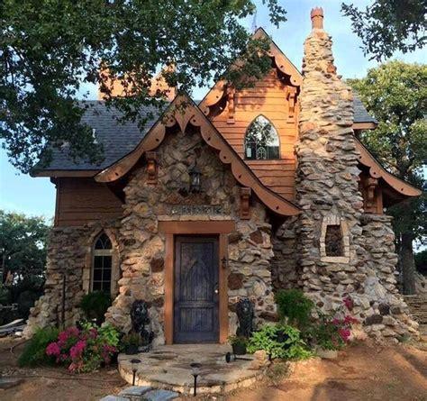 garden goblin atcottagecore twitter cottage house exterior fairytale house stone cottages