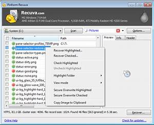 recovery deleted files free download With search lost documents