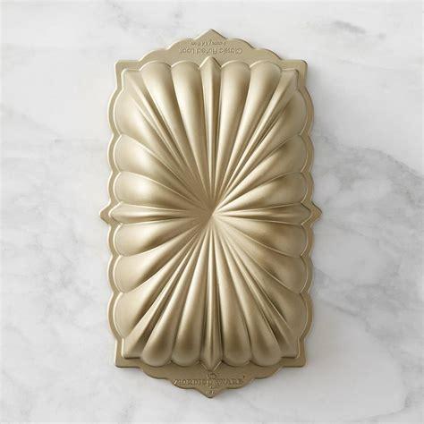 nordic ware pan loaf anniversary pans bread bundt bakeware williams cake sonoma jubilee heritage quicklook