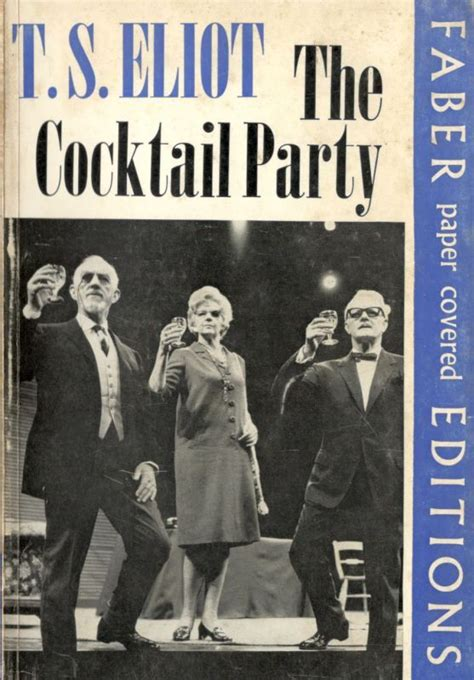 The Cocktail Party By Ts Eliot  Paperback  From The