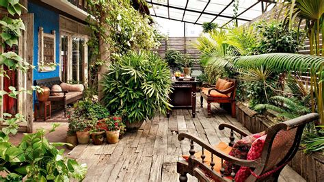 indian home garden pictures inside sabyasachi mukherjee s home in kolkata ad india
