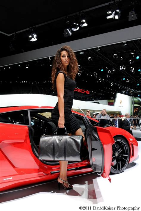 lamborghini car girls  frankfurt motor show car tuning