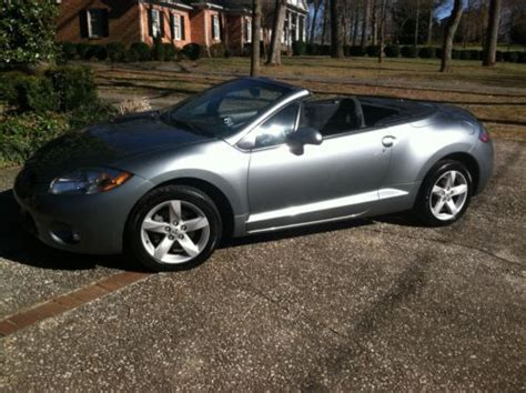 2007 Mitsubishi Eclipse Spyder Gt by Buy Used 2007 Mitsubishi Eclipse Spyder Gt Convertible 2