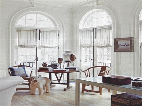Window Treatments For Arched Windows Indoor : Phobi Home