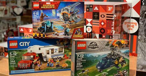 nice savings  lego sets  shipping  kohls