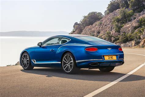 Allnew Bentley Continental Gt Is A 626hp Gran Turismo